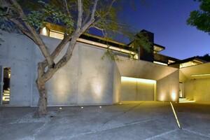 Concrete House   Architect Magazine on landscaping for hillside, ocean view house plans hillside, best house plans hillside, rustic house plans hillside, mountain house plans hillside,