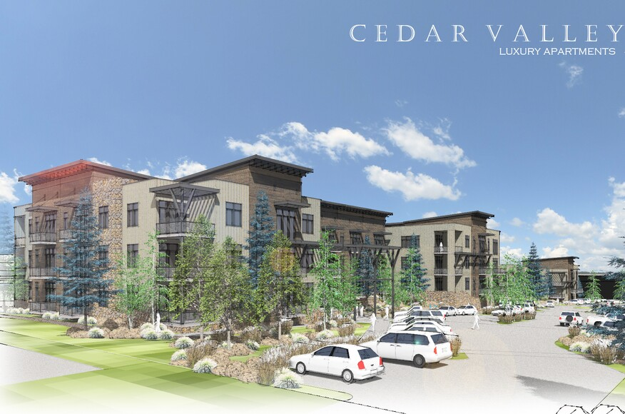 Cedar valley apartments residential architect for Residential architects rochester ny