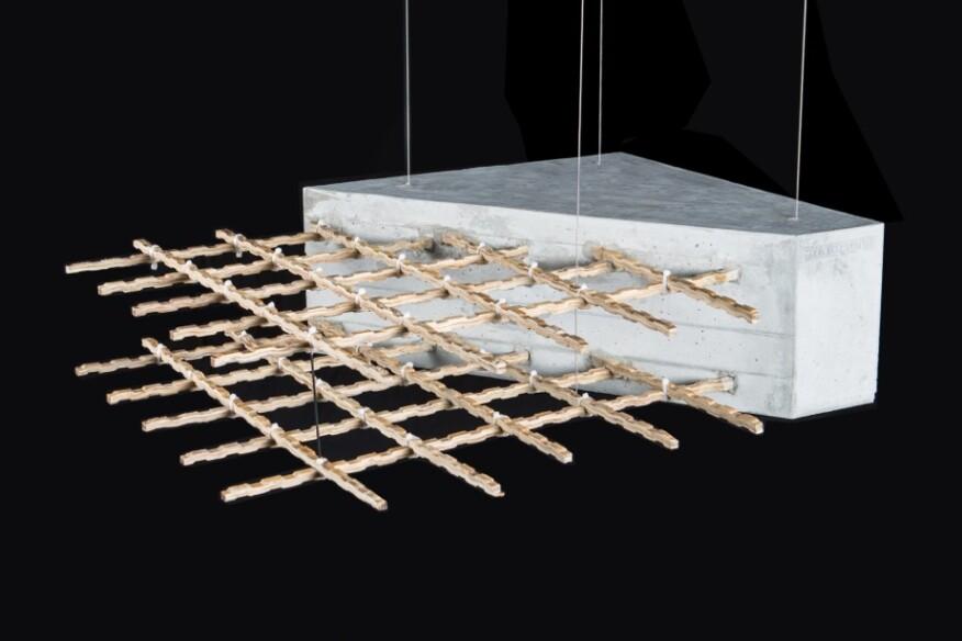 Two Natural Rebar Alternatives for Concrete | Architect Magazine
