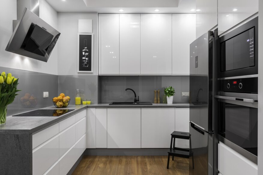 While white and gray continue to dominate, homeowners are opting for more innovative appliances, technologies, and more.