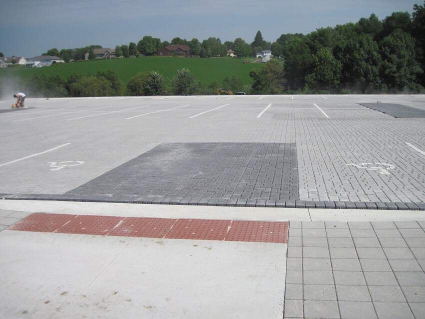 Parking Lot Size That Holds  Cars