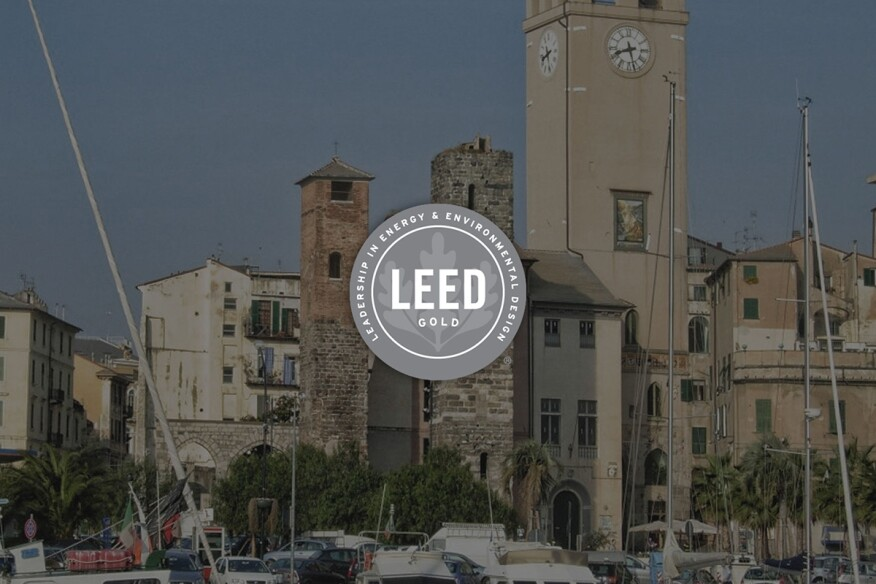 Savona Becomes Europes First Leed Goldcertified City Architect