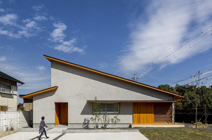 kojyogaoka house architect magazine hearth architects shiga