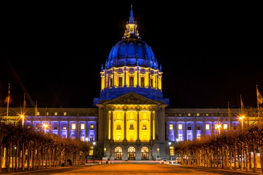 San Francisco City Hall Becomes The Oldest Leed Platinum Certified