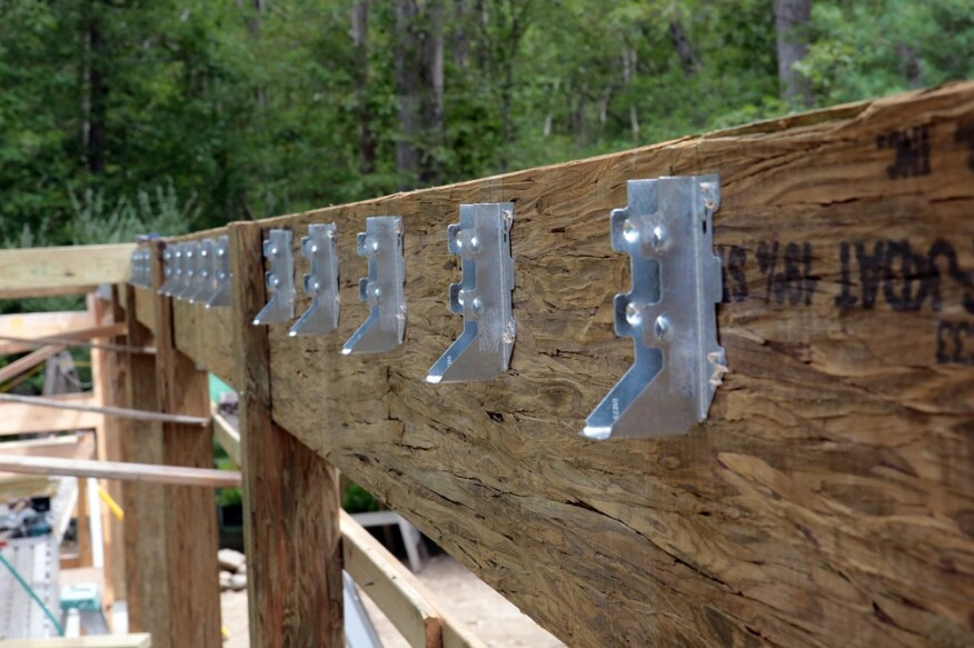 Can Engineered Lumber Be Used in Deck Framing? | Professional Deck ...