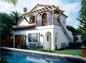 Carriage Houses Custom Home Magazine Design Landscaping - Home additions los angeles