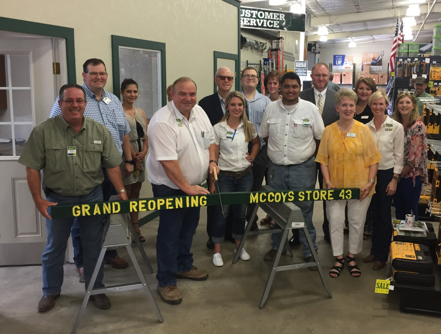 Mccoy S To Move Nearer The Dfw Metroplex With New Yard In