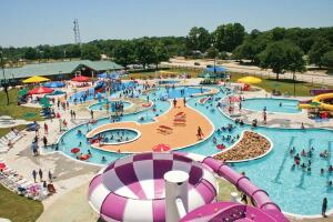 Liberty Lagoon Aquatics International Magazine Award Winners Leisure Facilities Pools