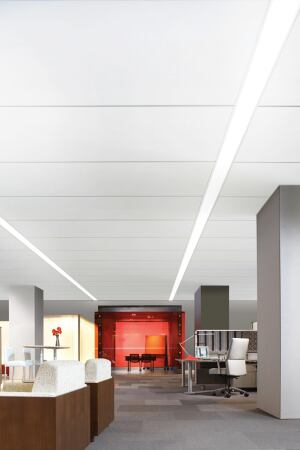 Product ge lighting and usg corp integrated ceiling and lighting usg and ge lighting have teamed up to offer a monolithic integrated ceiling and lighting system for commercial applications the system which combines aloadofball Images