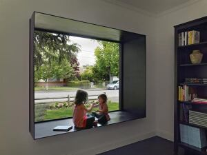 pictures of window seats storage play slideshow room study architectural window seats architect magazine