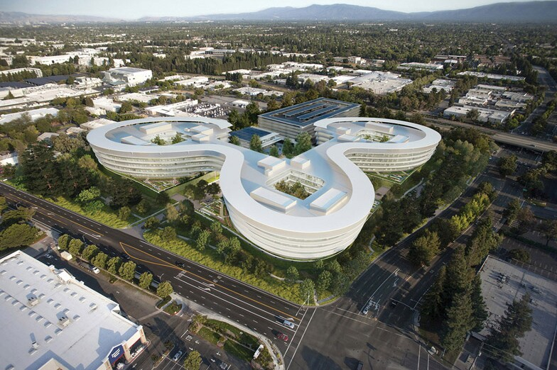 apple new office design. HOK Recently Unveiled Plans For Apple\u0027s Apple New Office Design N
