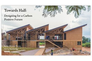 Towards Half: Designing for a Carbon Positive Future