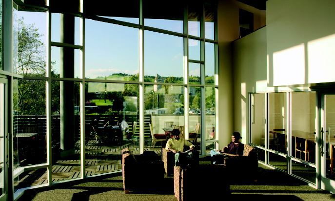 Cal Poly Pomona Residential Suites | Builder Magazine