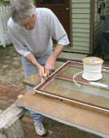 weatherstripping double hung windows horizontal strip weatherstripping doublehung windows jlc online
