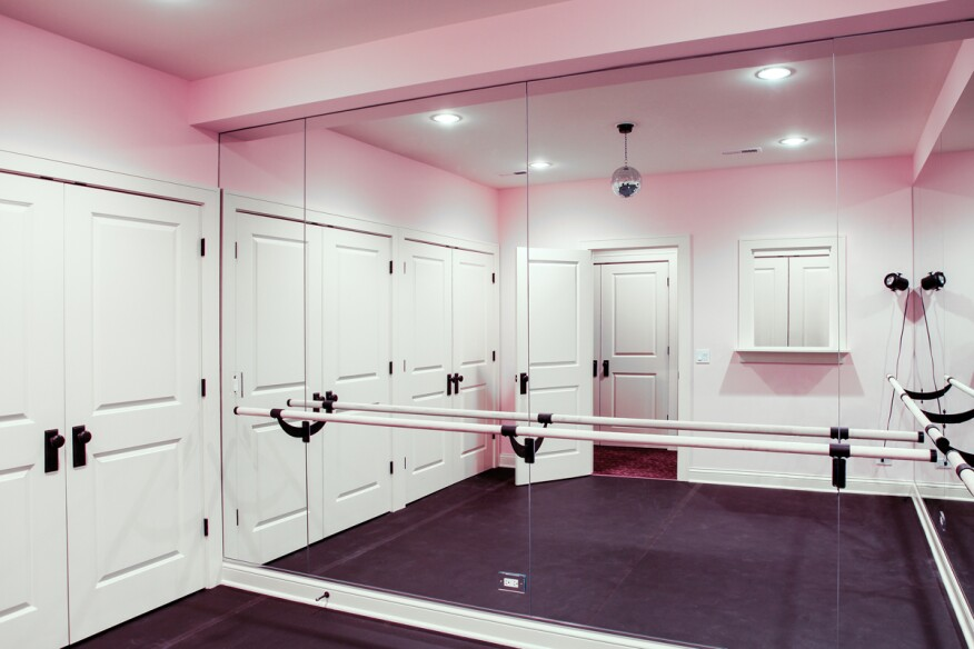 Développé-ing The Design Of A In-Home Dance Studio