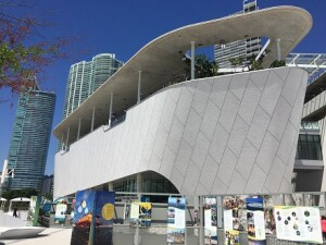 Concrete Mix Provides Smooth Finish for Miami Museum