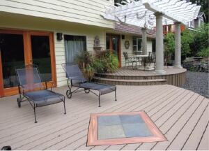 Growing Consumer Interest In Low Maintenance Alternatives To Traditional Building Materials Is Having A Real Effect On The Residential Decking Market By