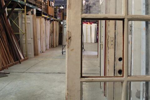 Behind The Scenes The World Of Architectural Salvage Architect Magazine