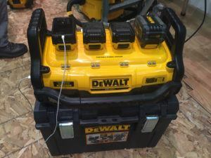 Portable Power Station And Battery Charger Tools Of The
