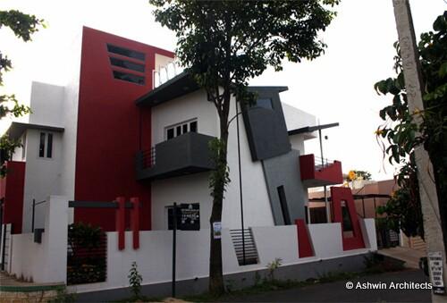 architectural designs for modern duplex house architect magazine