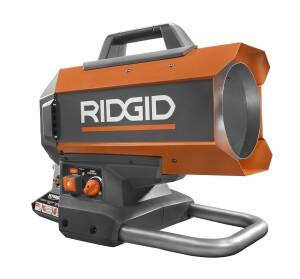 Ridgid Cordless Propane Heater | Tools of the Trade ...