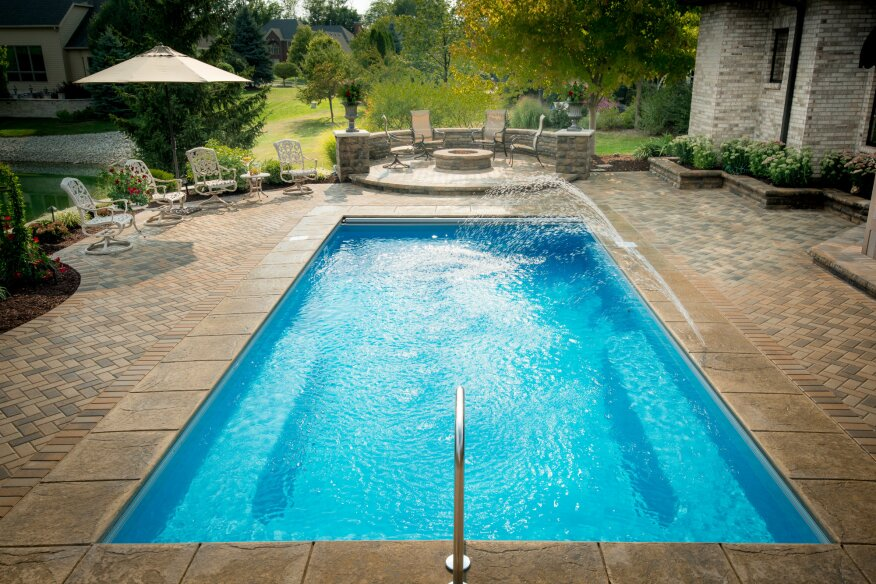 automatic pool covers. The New Under Track System Is An Automatic Pool Cover Designed For Fiberglass Pools. Its Autoguard Fastens To And Secured In A Discreet Covers