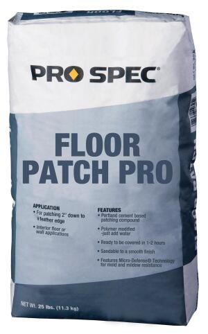 Bonsal American Floor Patch Pro Concrete Construction Magazine