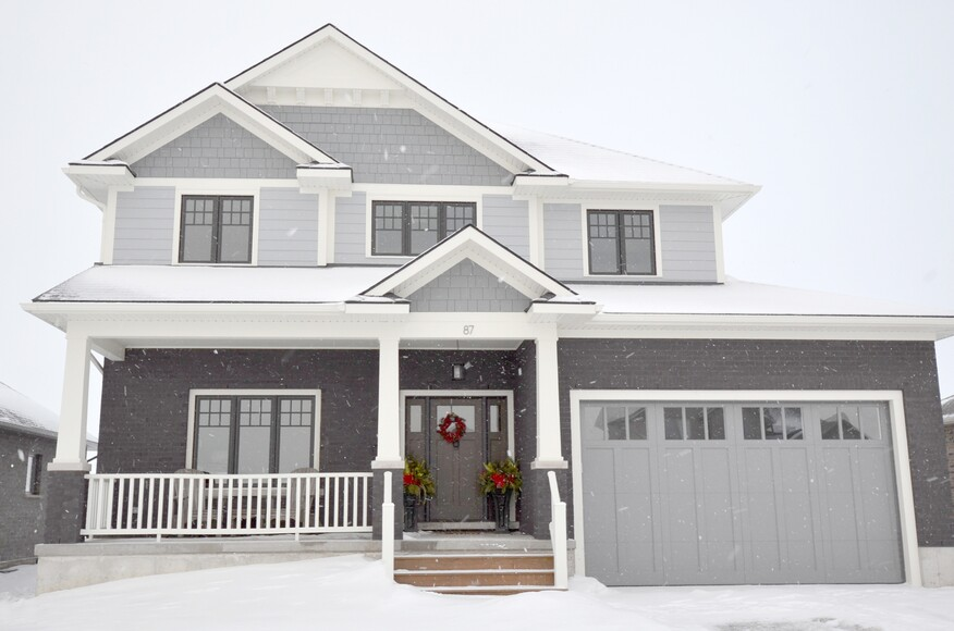 Gall richardson custom home magazine build st marys for Richardson custom homes
