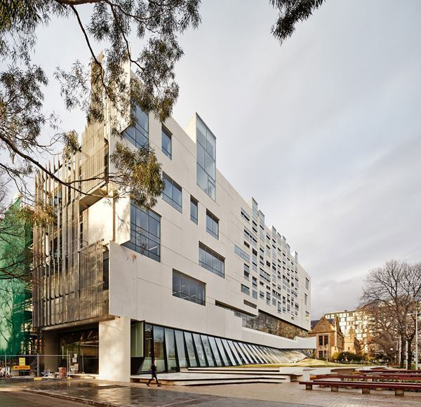 Melbourne school of design architect magazine nadaaa for Architecture firms melbourne