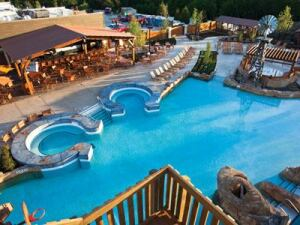Paradise Springs At Gaylord Texan Resort Aquatics International