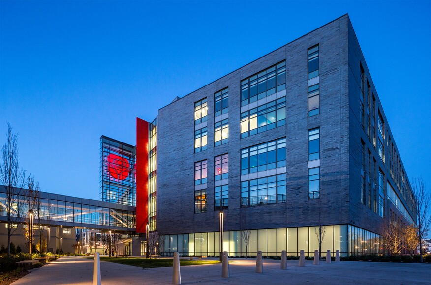American greetings creative studios and hq architect magazine american greetings creative studios and hq m4hsunfo