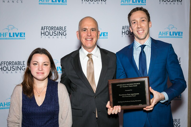 Affordable Housing Finance Honors 2017 Award Winners