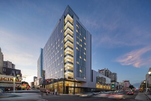 California Pacific Medical Center Van Ness Campus Hospital Architect Magazine