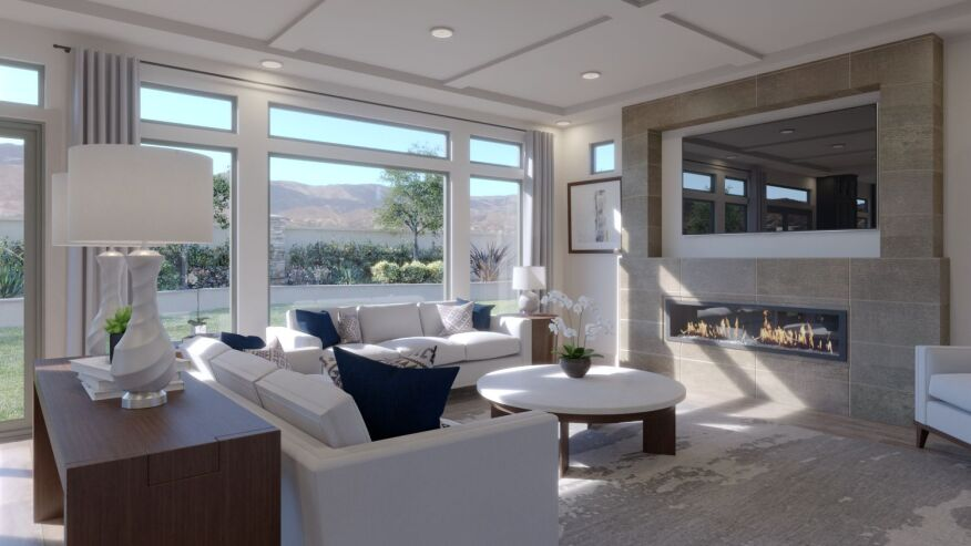 American West Homes Uses Virtual Tours to Pre-Sell Las Vegas
