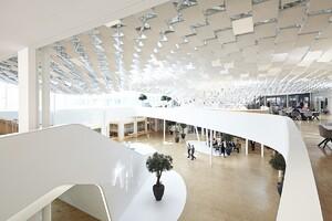 Philips lighting headquarters architect magazine laboratory for