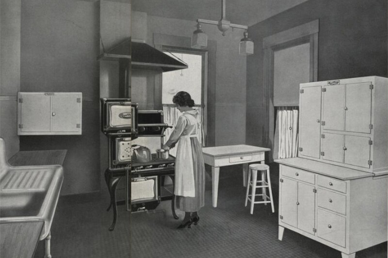 Revisiting Kitchen Designs of the Early 20th Century ...