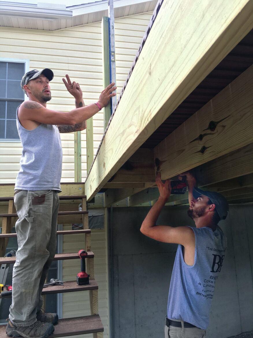 Foolproof Guard Posts | Professional Deck Builder