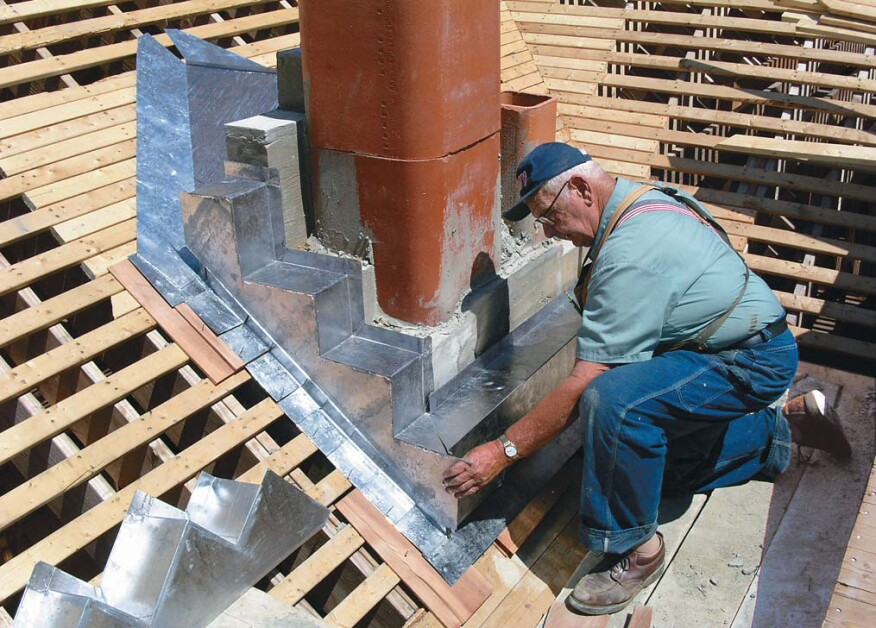 Chimney Leak Repair Cost
