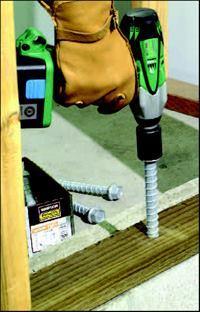 Undercut Anchors| Concrete Construction Magazine