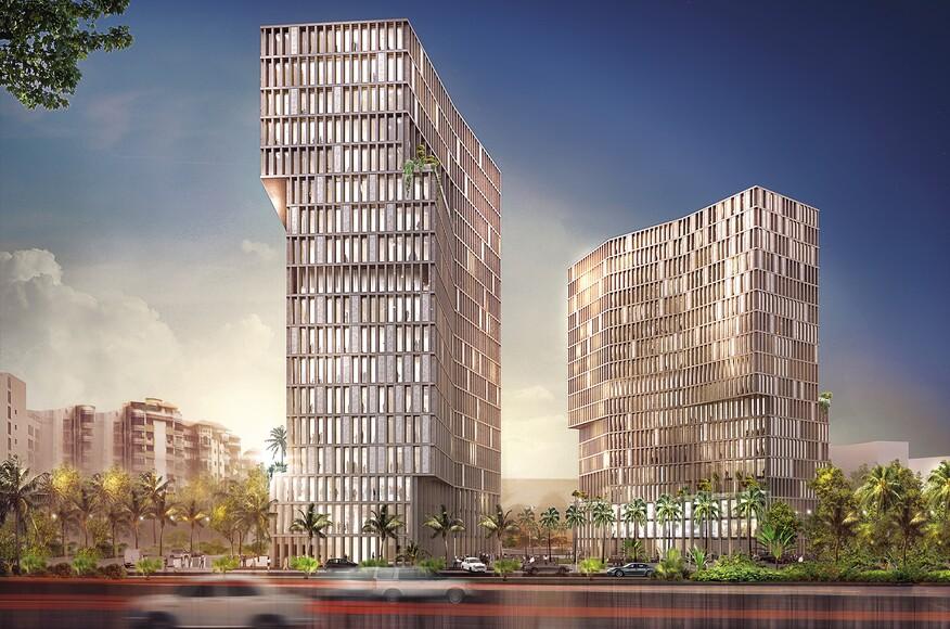 Blocher Blocher Partners mondeal heights architect magazine blocher blocher partners