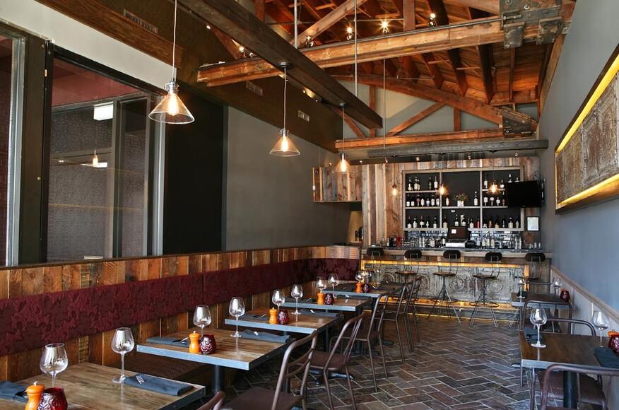Eduardo s enoteca restaurant architect magazine cbd