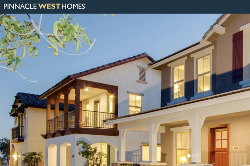 Landsea Homes Adds Phoenix Entry-Level Outlier Pinnacle West