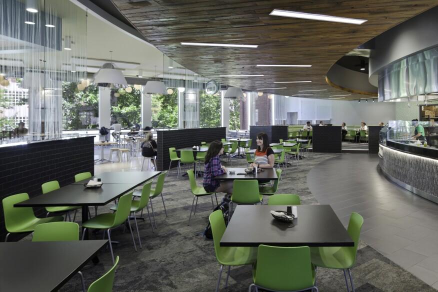 Commercial Interior Design Columbus Ohio