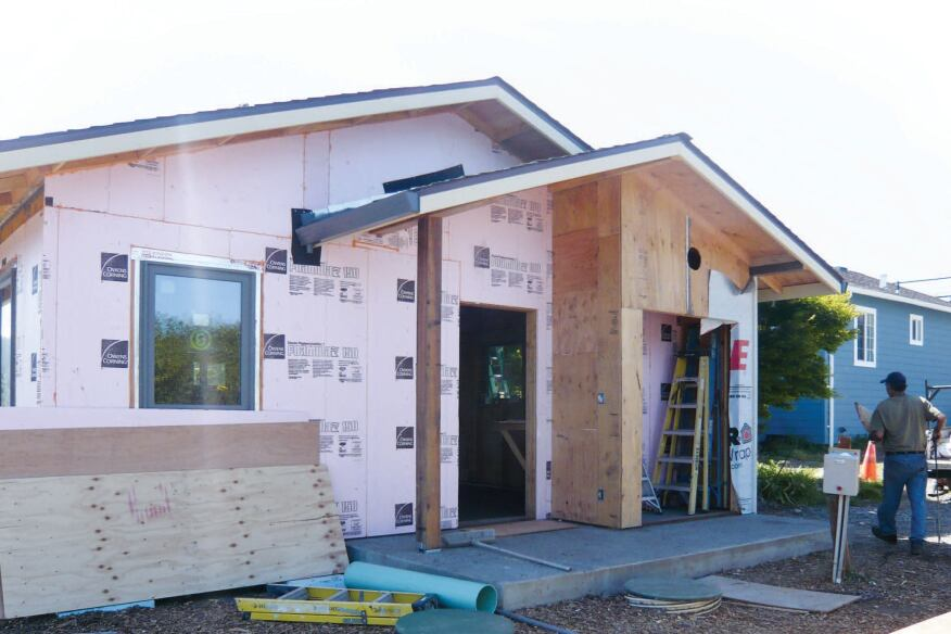 Building A Simple Passive House Jlc Online Framing