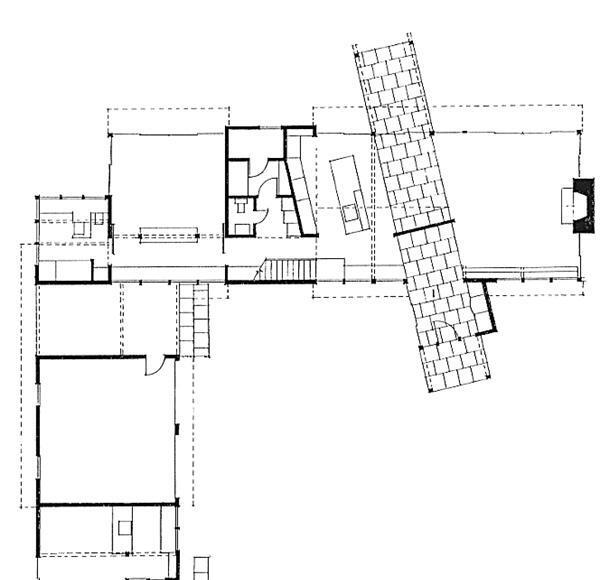 Estes house architect magazine estes twombly for Estes twombly architects