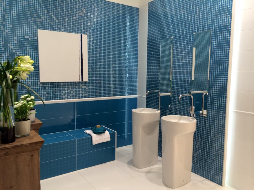 Five Trends In Spanish Tile From Cevisama 2015 Architect Magazine