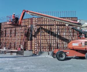Dayton Superior's Symons Sym-Ply Concrete Forming System