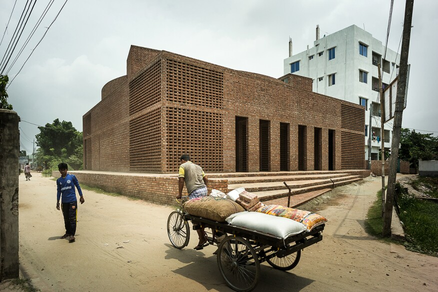 the six winners of the 2016 aga khan award for architecture
