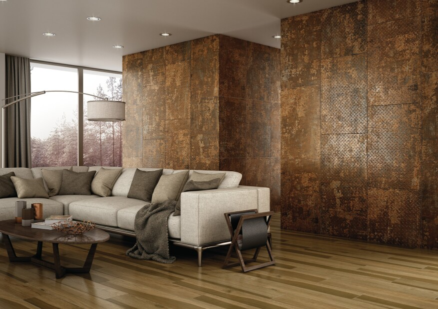 Top tile trends for 2017 builder magazine tile for Lamosa tile suppliers