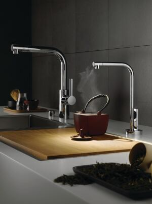 Water Dispensers By Dornbracht Custom Home Magazine Faucets